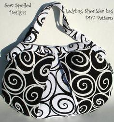 Shoulder bag Sewing Pattern