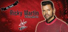 """Juventul al Dia: ¡Confirmado! Ricky Martin es el cuarto coach de """"L..."""