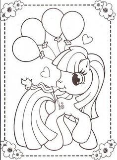 Ideas Increibles Para Una Decoracion De Cumpleanos Little Pony Solountip