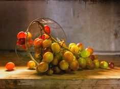 натюрморт с виноградом. Photographer Mykhailo Sherman Photo Art, Fruit, Food, Essen, Meals, Yemek, Eten