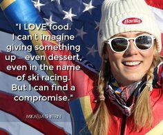 Mikaela Shiffrin, Fit Girls Guide, Ski Racing, Positive Body Image, Pregnancy Workout, Woman Crush, Strong Women, Yoga Fitness, Champion