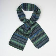 Schal Sonia grün/bunt 41