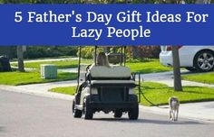 // Father's Day is almost here. I know there are some people whodecide to wait last minute to purchase their Father's Day gifts. They could be busy with their day to day life activitie…