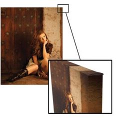 Photo Canvas Gallery Wraps 16x20