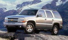2001 Chevrolet Tahoe Owners Manual