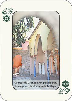 Cuartos de Granada. Palacio de los reyes de la Taifa de Málaga.