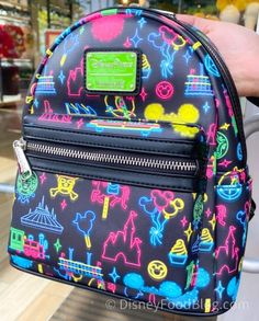 Disney Handbags, Disney Purse, Cute Mini Backpacks, Stylish Backpacks, Cute Disney Outfits, Mini Mochila, Disney Souvenirs, Mini Backpack Purse, Cute Purses