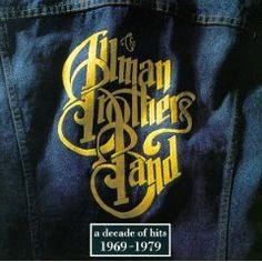 Decade of Hits 1969-79, (classic rock, southern rock, blues rock, allman brothers, 70s rock, blues, rock, slide guitar, music, allman brothers band)