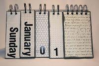 Calendar with a Cinch!