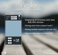 Picolor by ActiveColors.deviantart.com on @DeviantArt