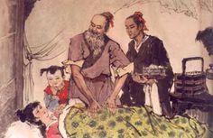 L'origine de la Médecine Traditionnelle Chinoise se situe à environ2500 ans avant JC. La médecine chinoise présente ses propres méthodes de diagnostic.
