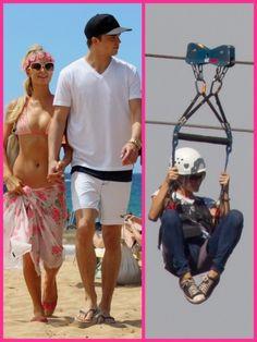Paris Hilton Beaches And Adventure In Maui, Hawaii