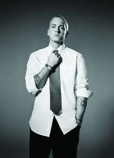 I don't care what people say; I love Marshall Mathers.