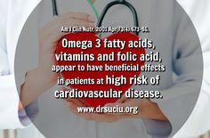 Picture Omega 3, vitamins and cardiovascular disease - drsuciu