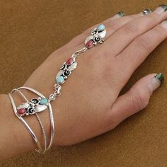 American Indian Slave Bracelets Slave Bracelet Native American Indian Hand Crafted Sterling Silver Navajo Made