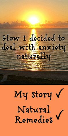 I dedicate this post to everyone who has experienced anxiety at some point in…