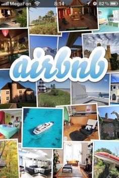 Airbnb Splashscreens