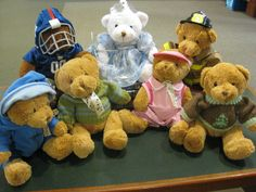 Saturday Crafters group meets Saturday, Nov. 17, at 3 p.m. in the Community Room. Bring your own craft project and join the group. The Dress-a-Bear charity project is being featured currently.