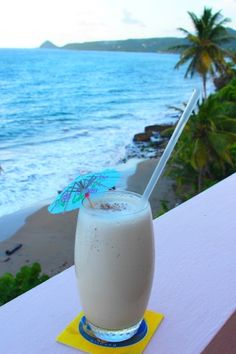 Friday Happy Hour: Keeping Secrets in Grenada with a Guinness Punch | Grenada | Uncommon Caribbean