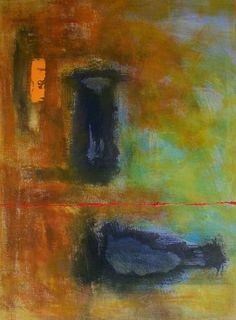 Amazon.com Art: Etudes in Blue II : Acrylic : Tommer Gonser