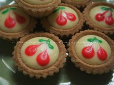 Recipes today - Strawberry Cheese Tart