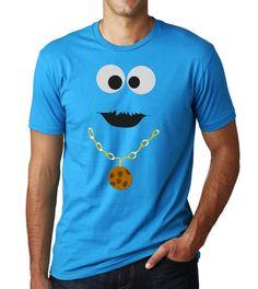$179.00 Playera Cookie Monster Pimp - Comprar en Jinx