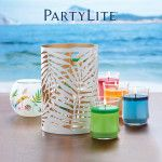 PartyLite Summer catalogue is available through August Beautiful Candles, Best Candles, Tropical Party, Tropical Decor, Citronella Candles, Scented Candles, Aruba Weddings, Partylite, Outdoor Candles