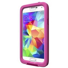 Samsung Galaxy S 5 Magenta Fre Lifeproof Case $79.99