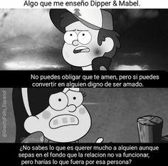 Gravity Falls teach me