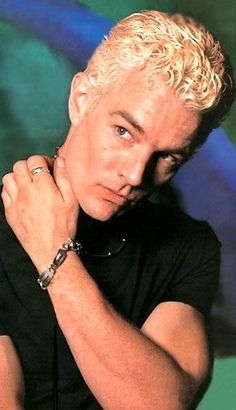 Before there was Edward or Damon, there was Spike. And he was the *ultimate* bad boy vampire. #dontjudgeme #spuffylove<3