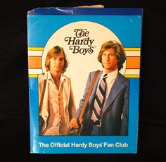 The Hardy Boys Official Fan Club Kit Posters Photos Membership Card Set Promo