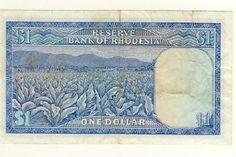 Rhodesia 1978 One Dollar
