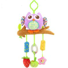 Baby Plush Wind Chime