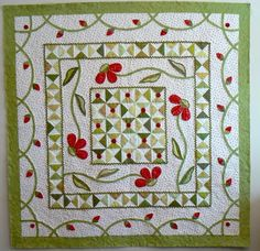 bias tape tutorial - I met her at Road 2 CA this year -she was so nice and her quilts and fabric are delightful.