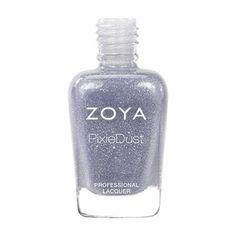 Zoya PixieDust Nail Polish in Nyx