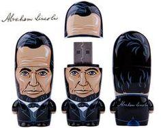 Abraham Lincoln Flash Drive  $26.29