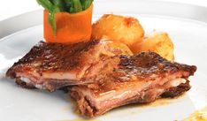Venison, Beef, Goat Recipes, Goats, Steak, French Toast, Pork, Baking, Breakfast