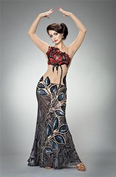 bellydance costume eye - Google Search