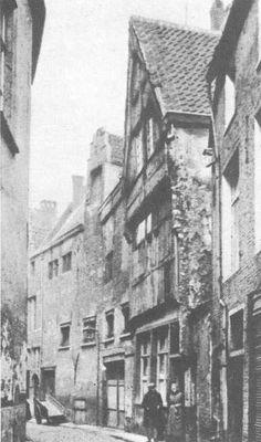 Stoelstraat 1920