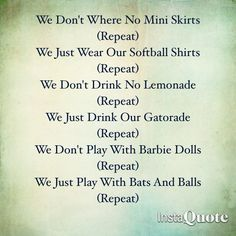 Cheers Softball Softball Cheers   Used When A Batter Is Up To Bat