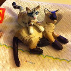 Mama's Kitties by Ekunyi