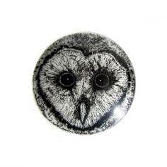 Barn Owl Bowl Pinned by www.myowlbarn.com