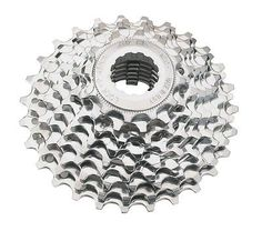 Cassettes Freewheels and Cogs 177809: New Miche Campy Splined 12-27 9 Speed Cassette -> BUY IT NOW ONLY: $40.71 on eBay!