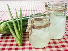 Remède matinale à l'aloe vera et au miel pour traiter les varices