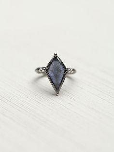 Free People Diamond Night Ring, 198.00