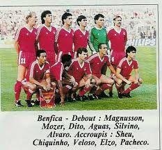 Benfica - PSV, Estugarda, 1988