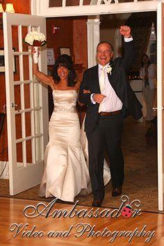 Love is lovelier the 2nd time around! AmbassadorVideoAndPhotography VideoAndPhotography.com #RidgewoodNJ #NJWeddingPhotographer #NYCWeddingPhotographer #CT #Philly #wedding #reception #celebration #party #BrideAndGroom #Love #Boda #fiesta #Tuxedo #Weddingdress #RidgewoodCountryClub #ParamusNJ #clubhouse #countryclub #golfcourse #golf #pga #barclays #BergenCounty #JustMarried #Celebration #Smiles #NewMr.andMrs.
