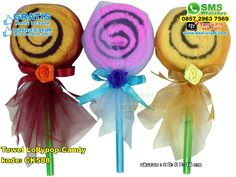 Towel Lollypop Candy Telp/SMS/WA: 0896.296.77.660 (Tri) 0819.0403.4240 (XL) 0813.2660.1110 (Telkomsel) 0857 4384 2114 (Indosat) PIN BBM: 59E 8C2 B6. WA/ SMS Center: 0857.2963.7569  #towellollypop #towellollypopmurah #towellollypopunik #towellollypopgrosir #grosirtowellollypopmurah #souvenirtowellollypop #souvenirbahantowel #souvenirpernikahantowellollypop #souvenirtowellollypopunik #jualtowellollypop #jualsouvenirtowel #jualtowelmurah  #TowelLollypop #PabrikLollypop #desainundanganPernikahan