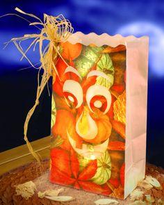 Kürbislaterne Luminaria - creadoo.com