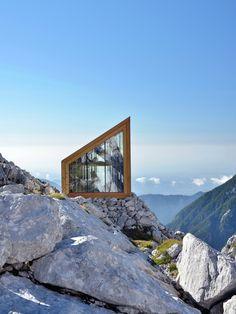 Gallery - Alpine Shelter Skuta / OFIS arhitekti + AKT II + Harvard GSD Students - 18